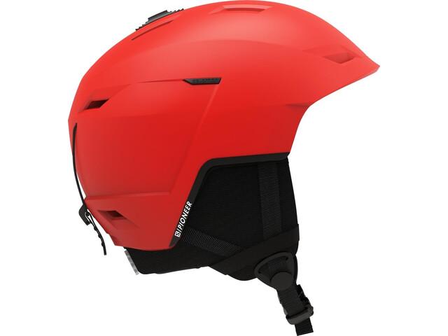 Salomon Pioneer LT Ski Helmet Men red